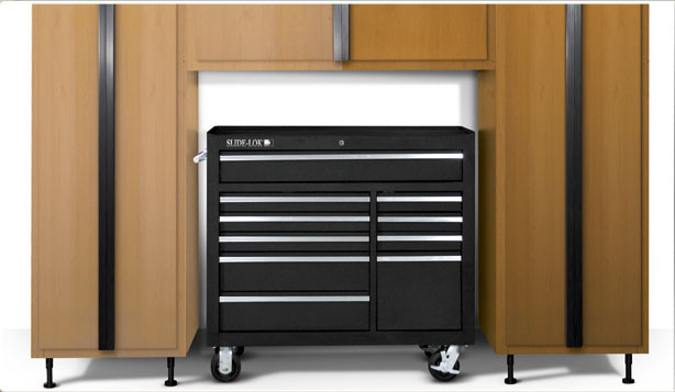 Toolchest Garage Organization, Storage Cabinet  Michigan